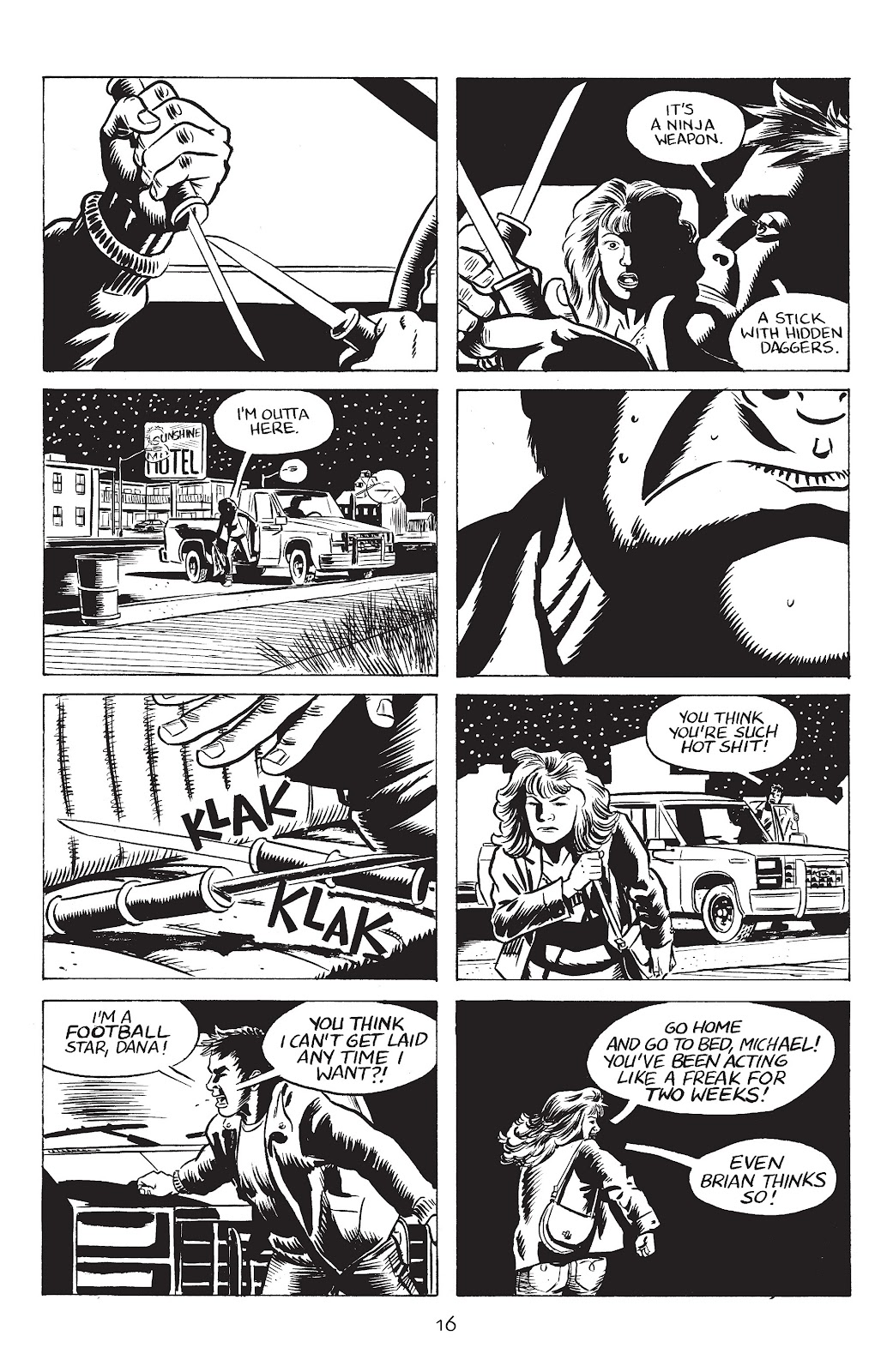Stray Bullets Issue #34 #34 - English 18