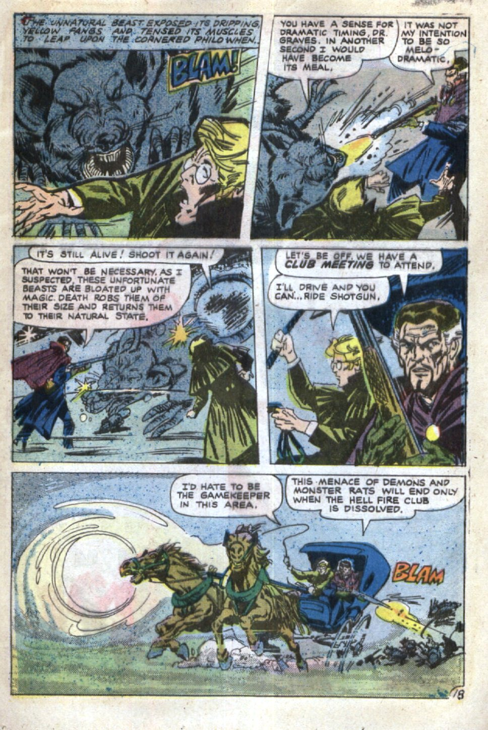 Read online Scary Tales comic -  Issue #29 - 25