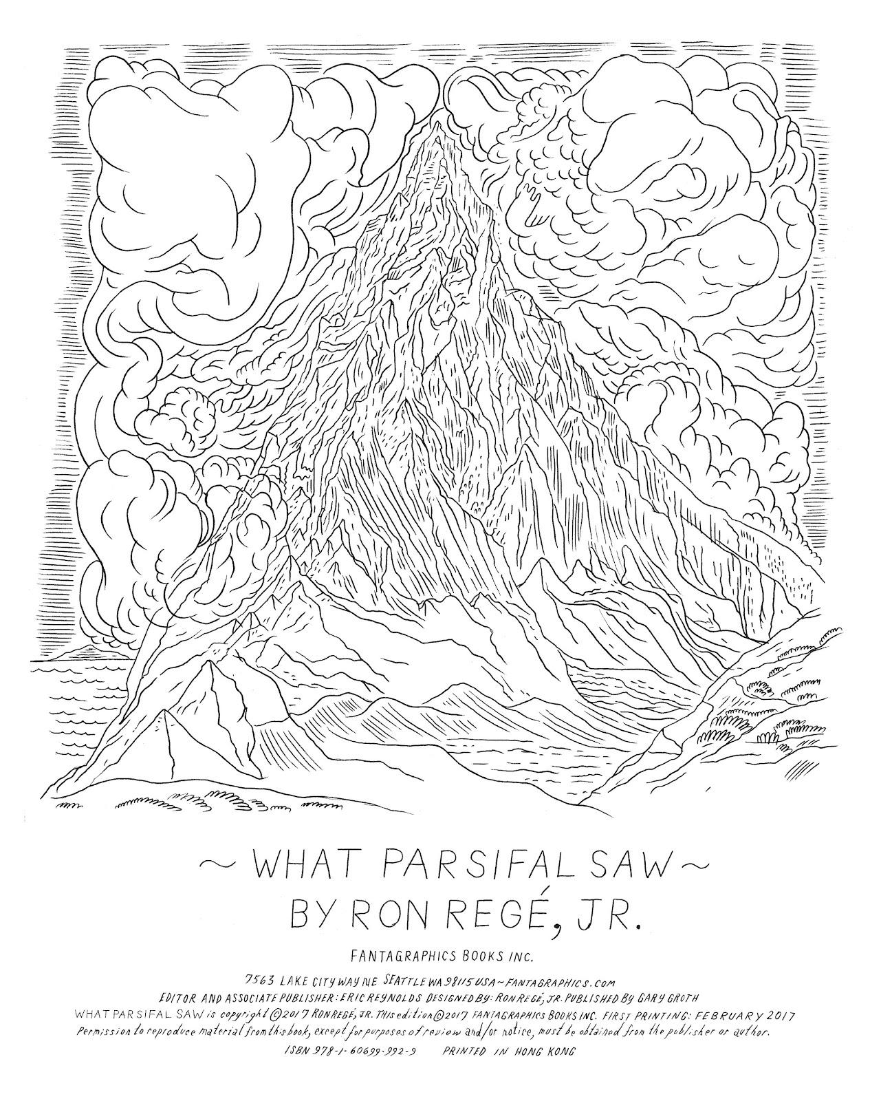 What Parsifal Saw TPB #1 - English 6