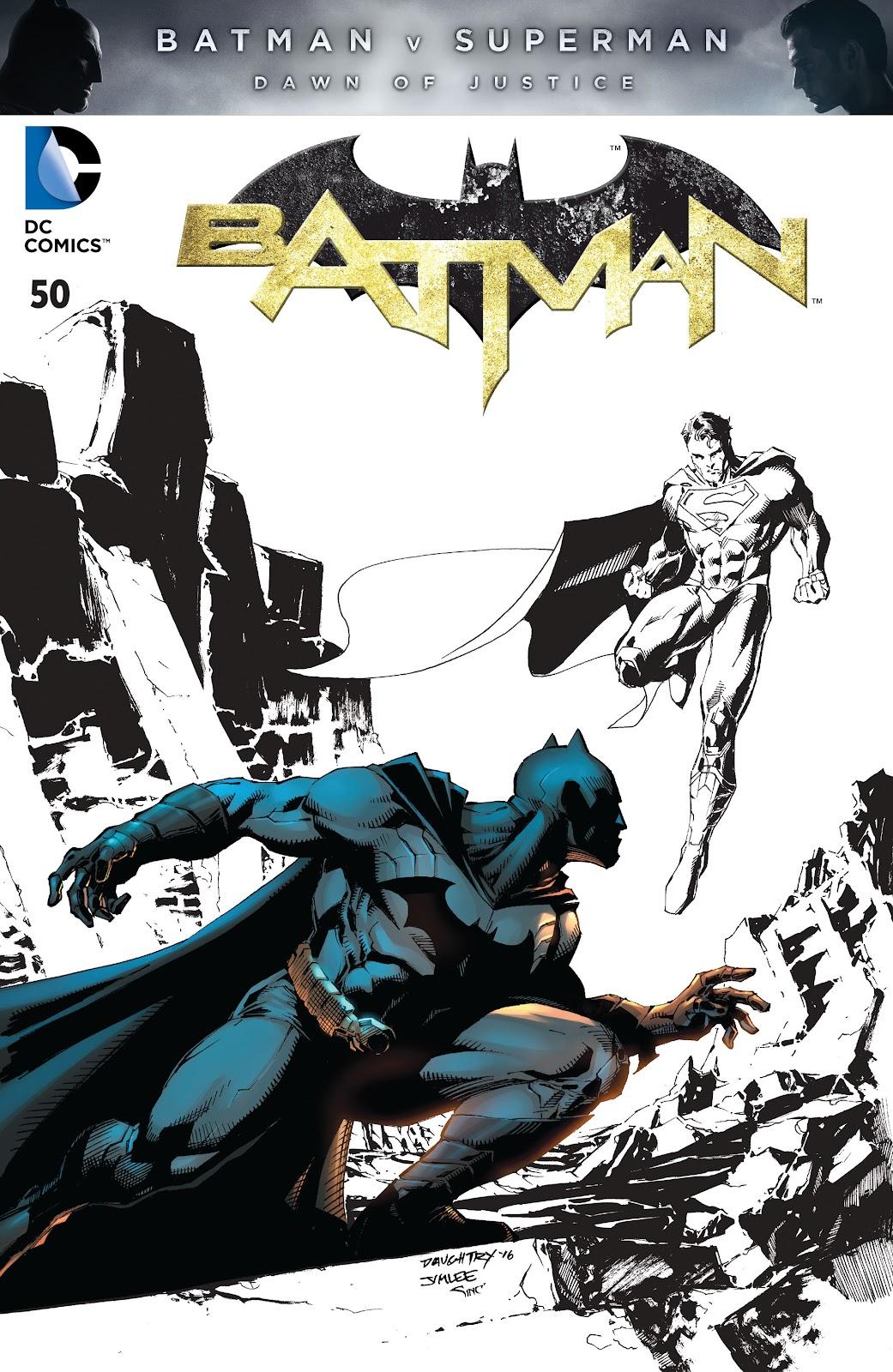 Batman (2011) Issue #50 #69 - English 4