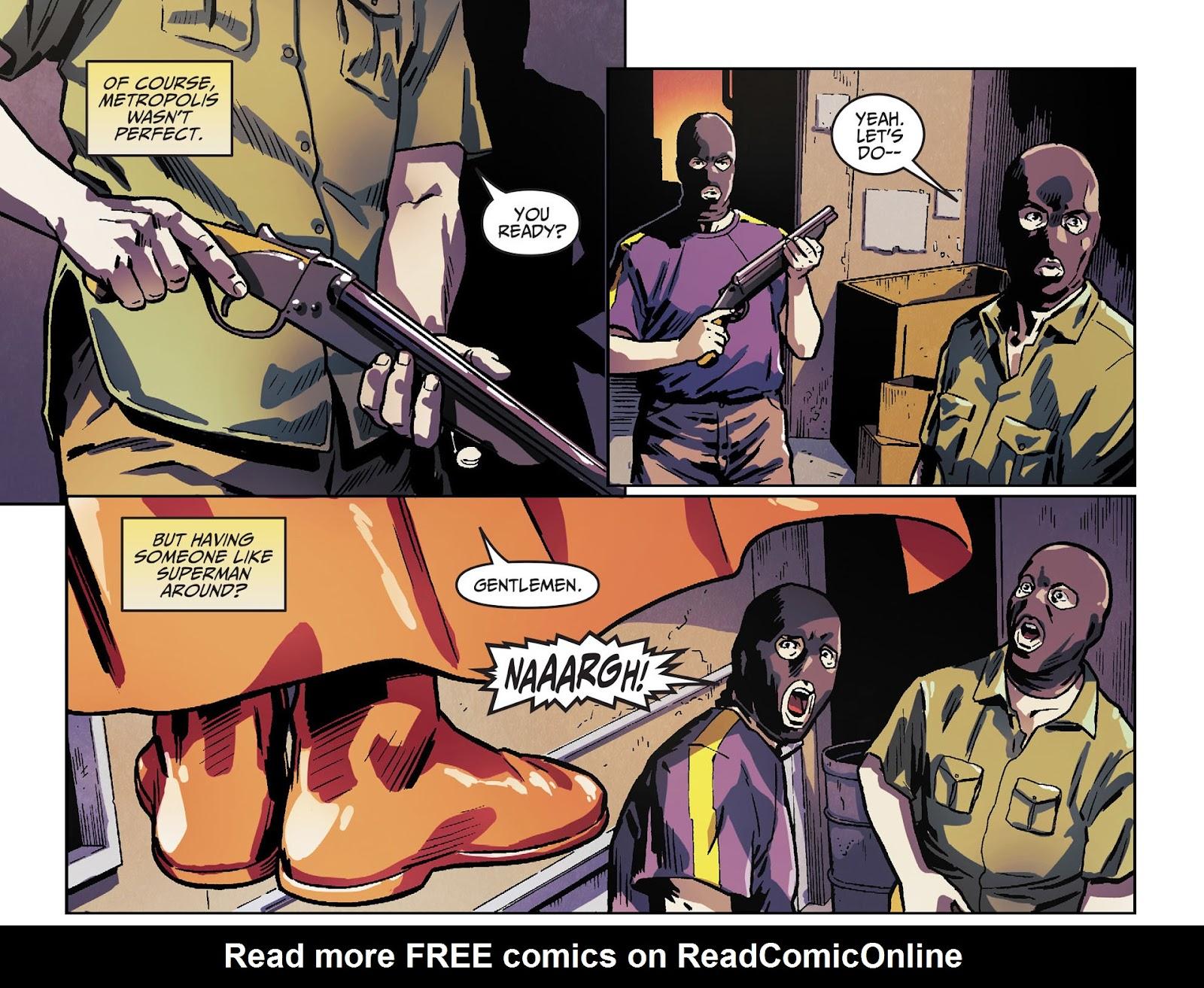Injustice: Gods Among Us [I] Issue #30 #31 - English 13