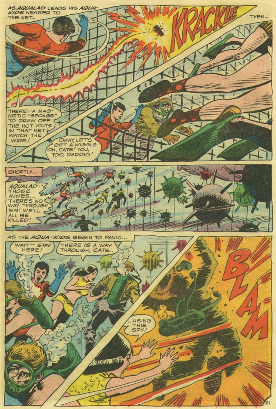 Aquaman (1962) Issue #33 #33 - English 28