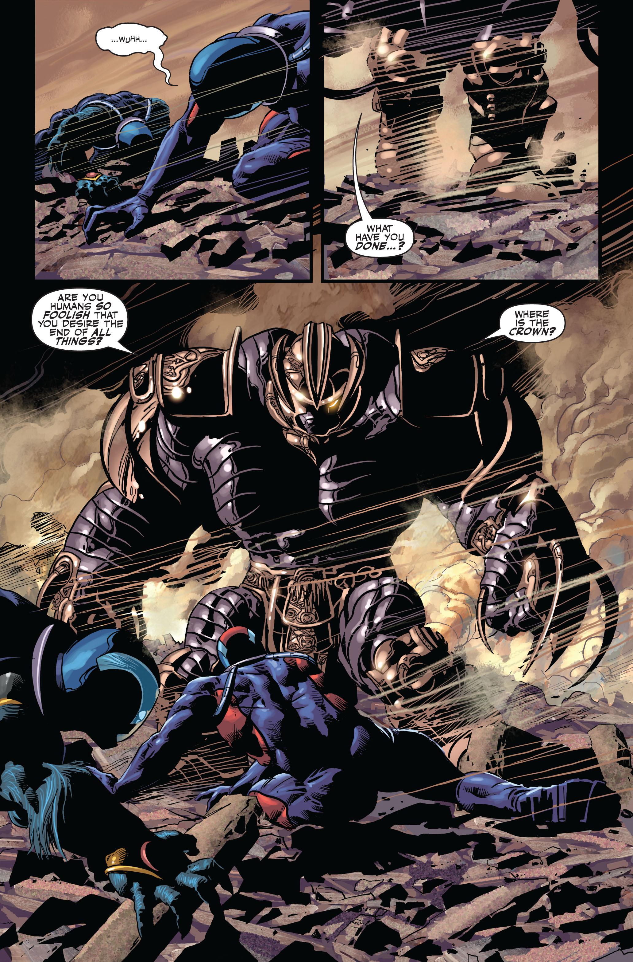 Read online Secret Avengers (2010) comic -  Issue #2 - 20