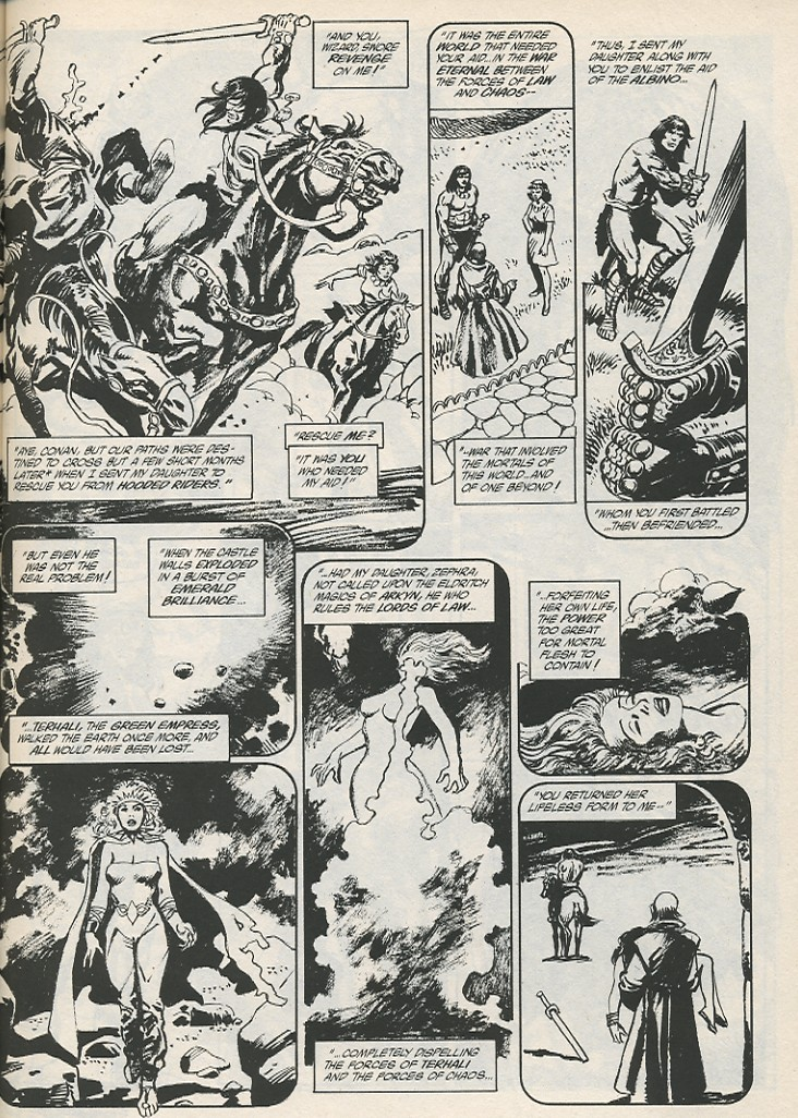 The Savage Sword Of Conan Issue #189 #190 - English 23