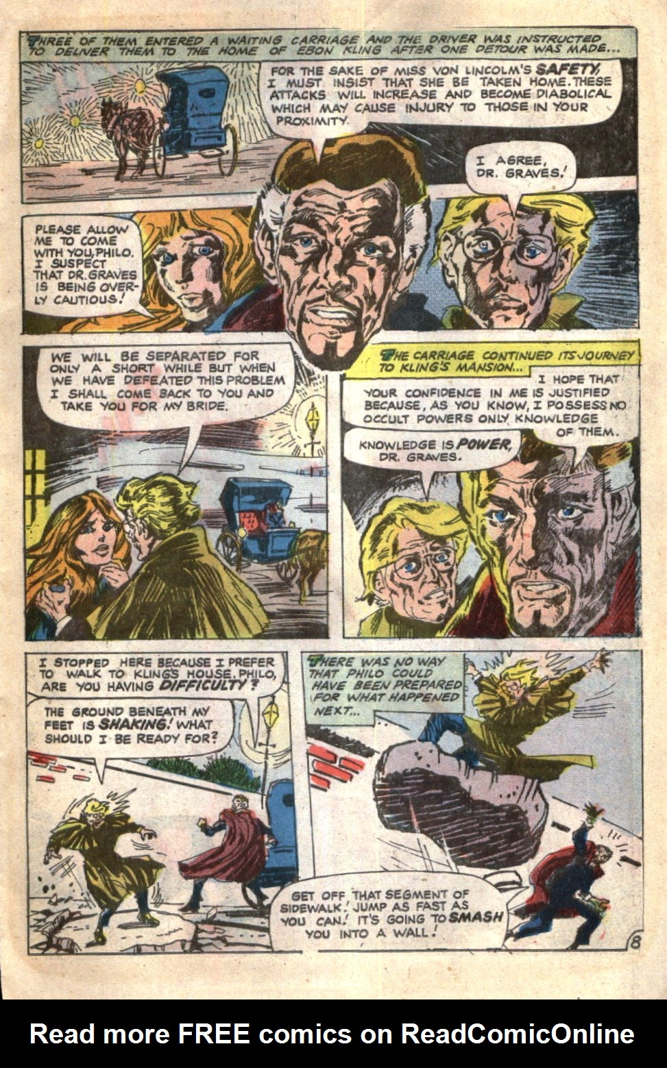 Read online Scary Tales comic -  Issue #29 - 11