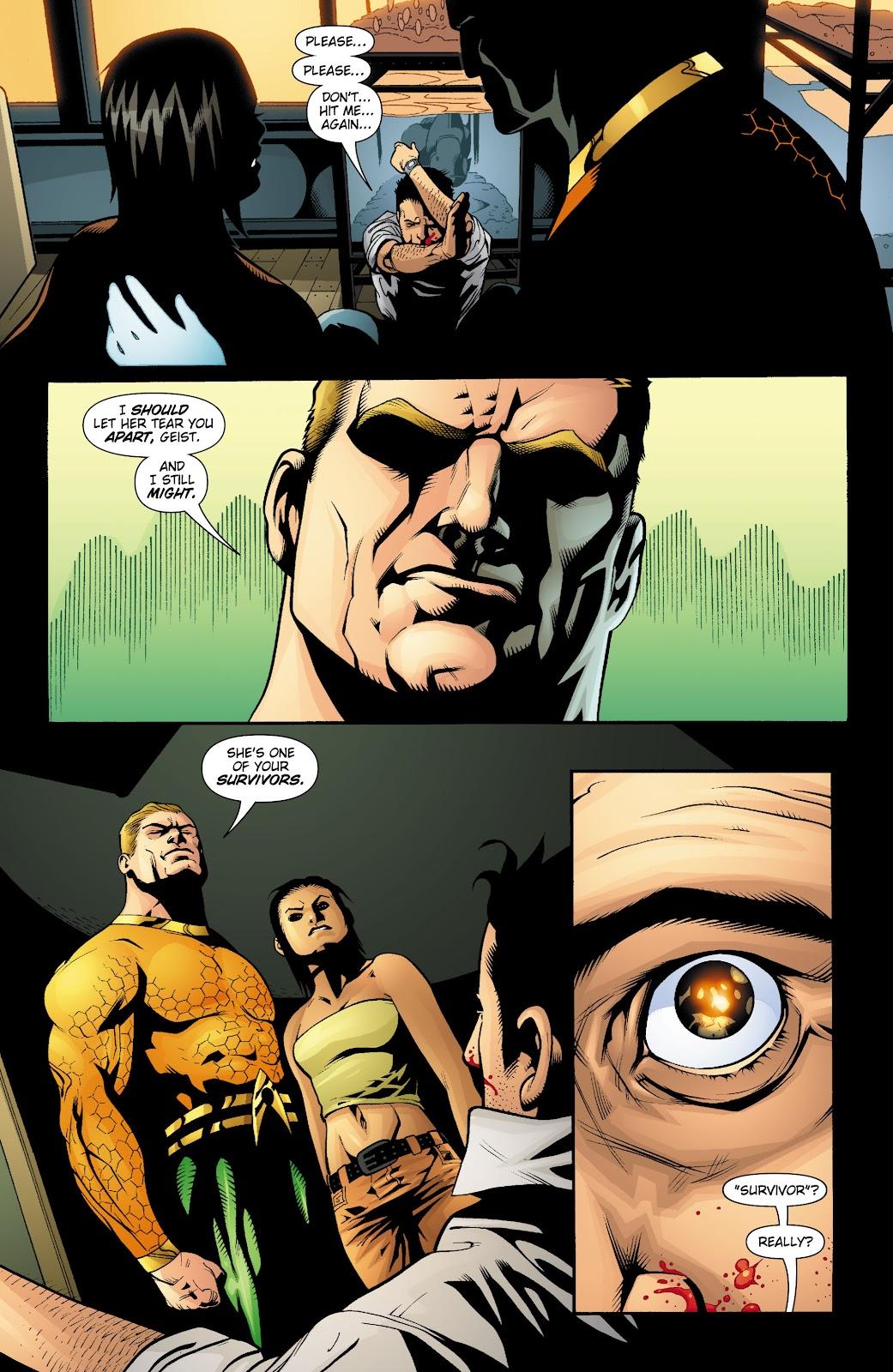 Aquaman (2003) Issue #19 #19 - English 4