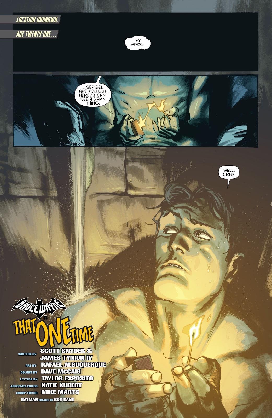 Batman (2011) Issue #22 #37 - English 25