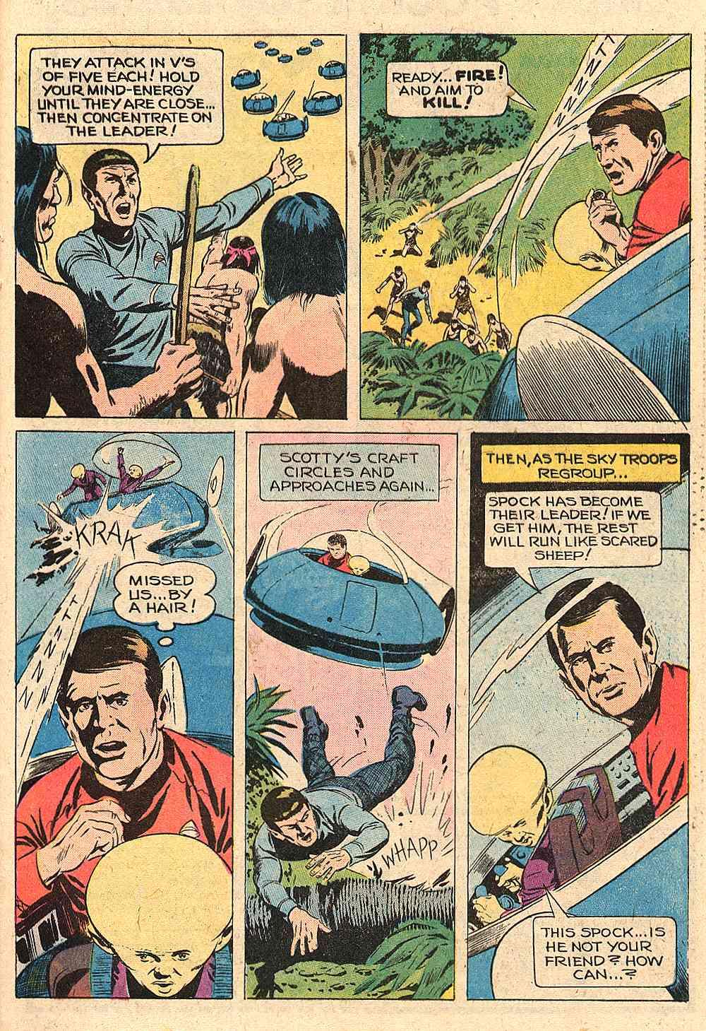 Star Trek (1967) #55 #55 - English 15