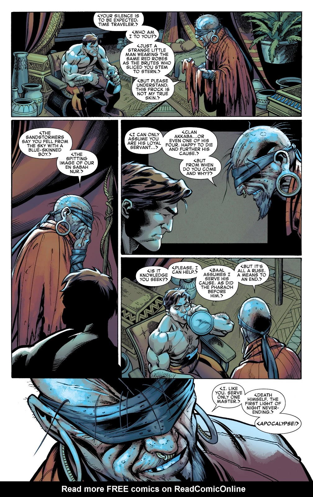 All-New X-Men (2016) Issue #10 #12 - English 16