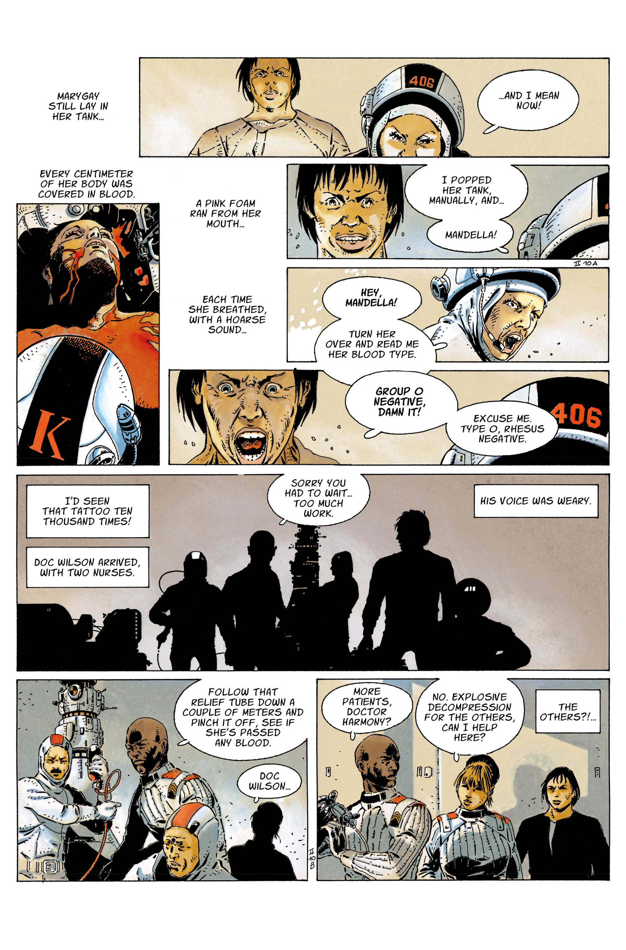 The Forever War (2017) #3 #4 - English 14