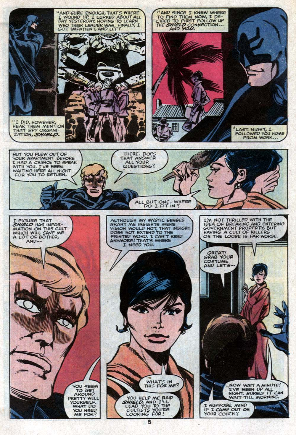 Spider-Woman (1978) Issue #15 #15 - English 5