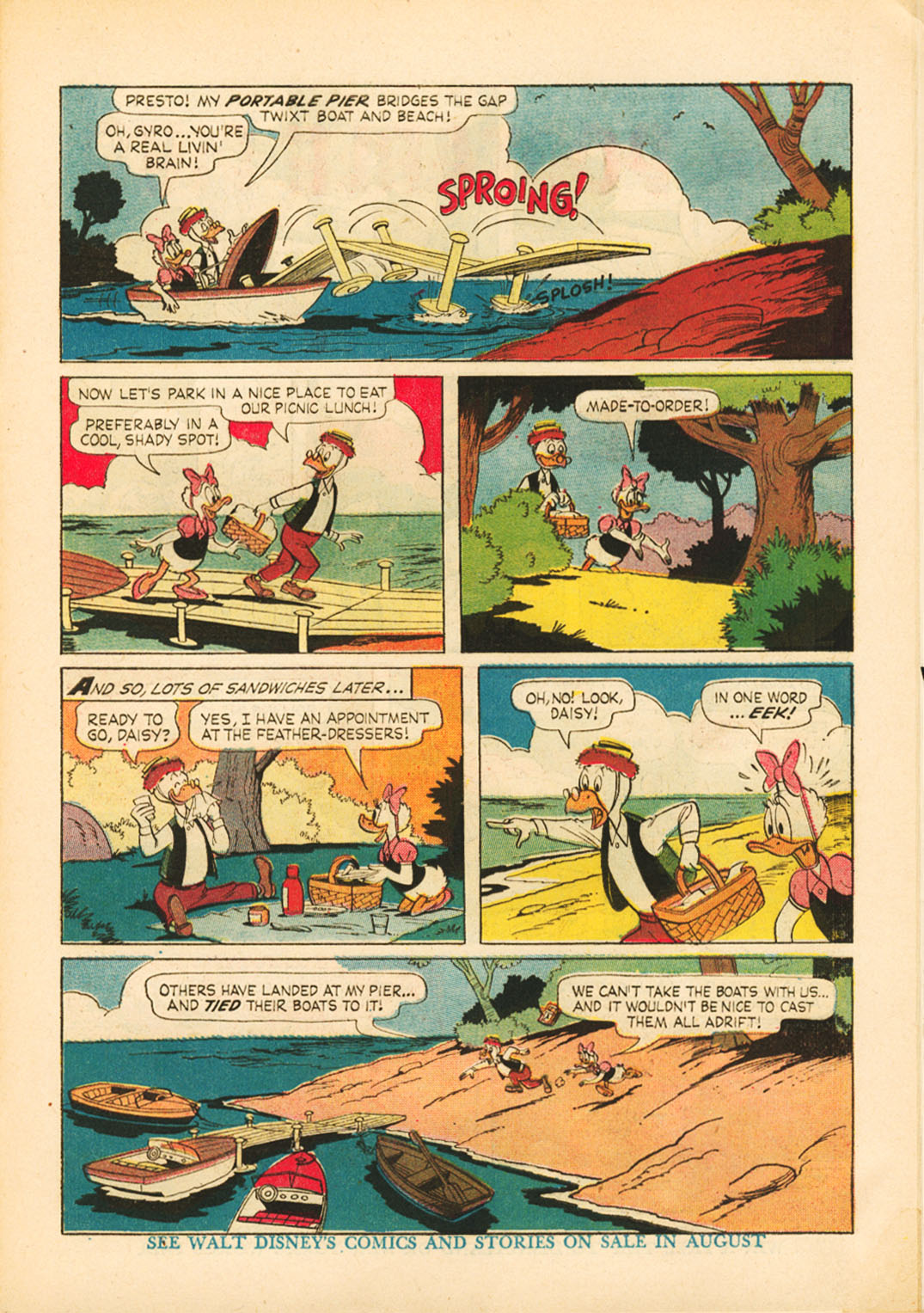 Uncle Scrooge (1953) Issue #52 #52 - English 27