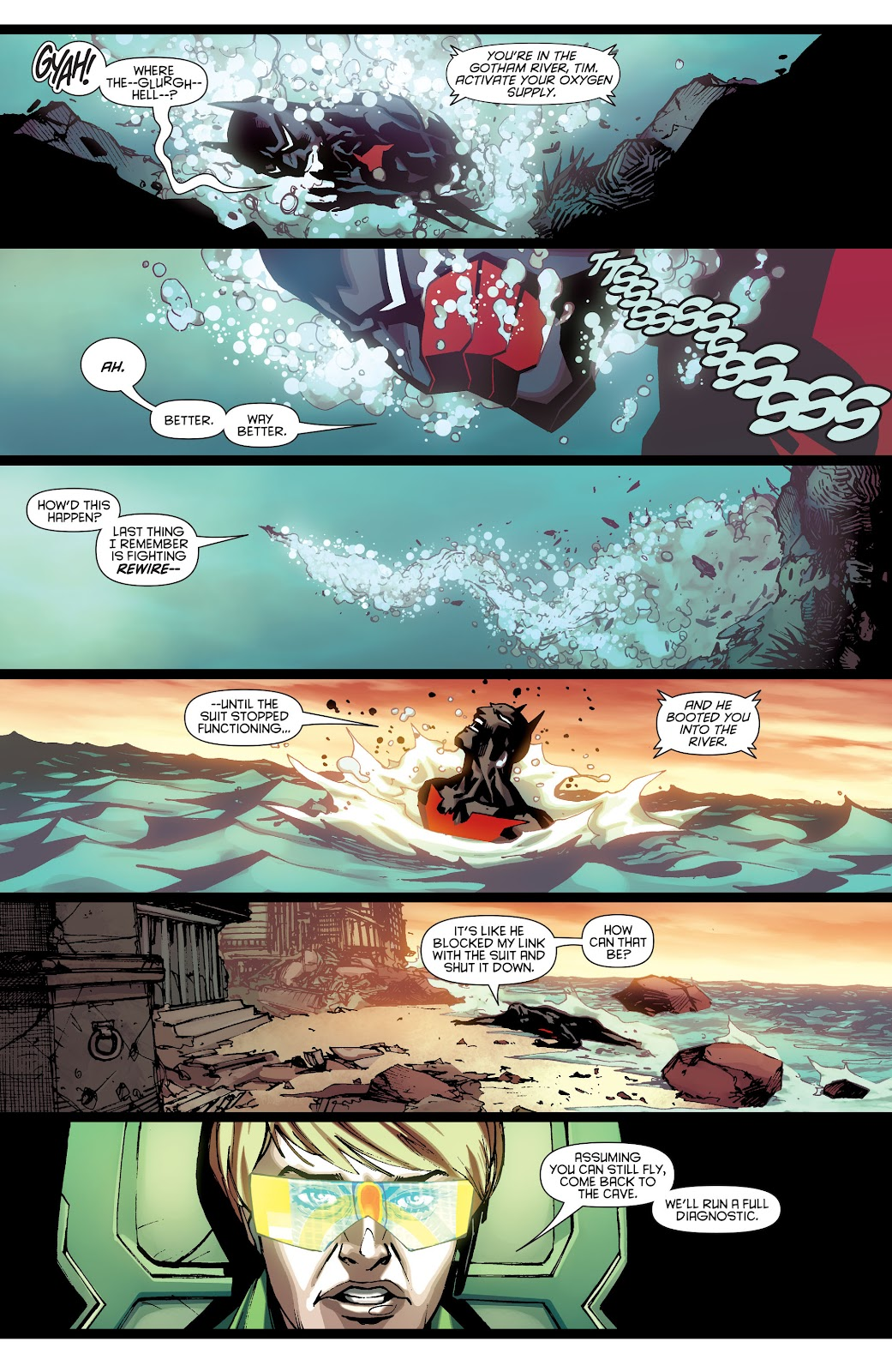 Batman Beyond (2015) Issue #13 #13 - English 6