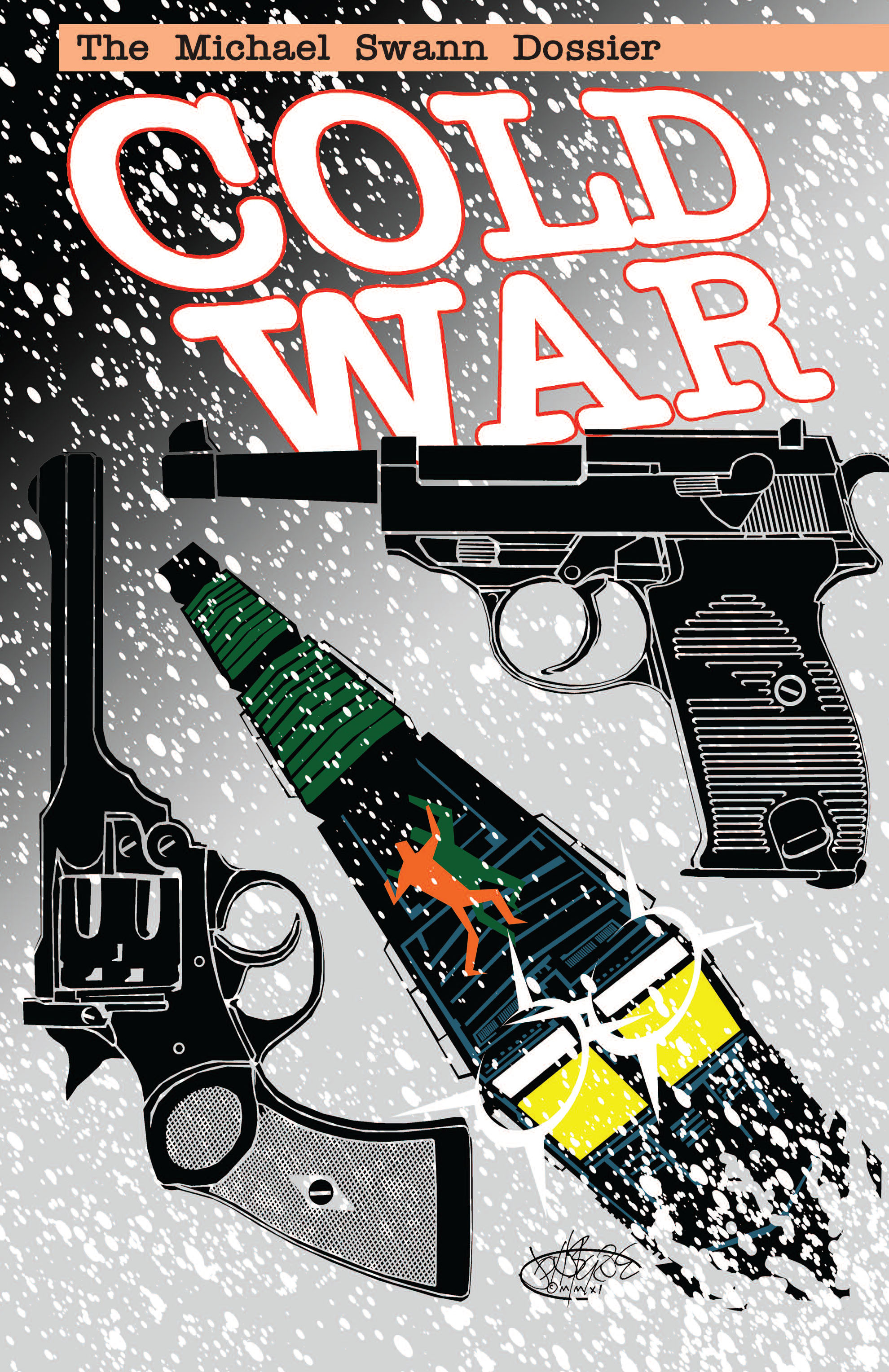 Cold War issue TPB - Page 1