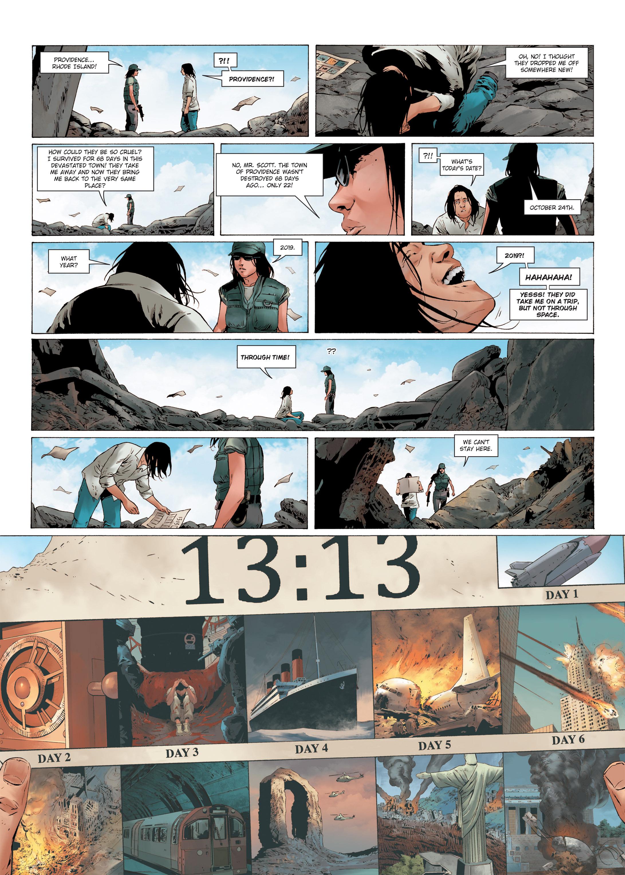 Promethee #12 #8 - English 49