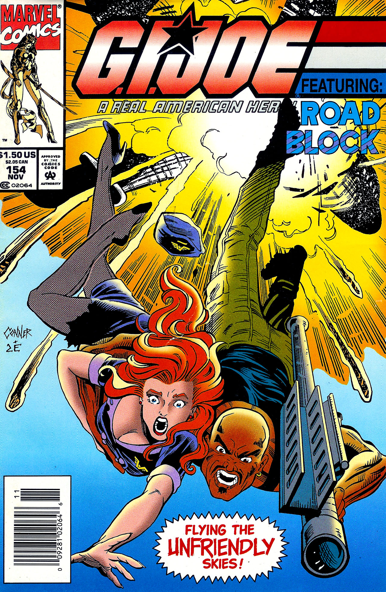 G.I. Joe: A Real American Hero 154 Page 1
