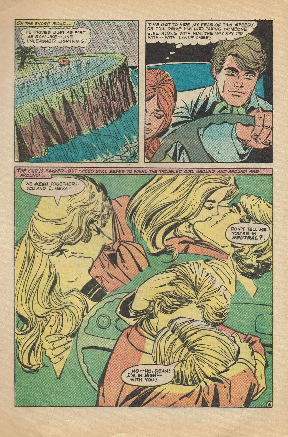 Read online Secret Hearts comic -  Issue #144 - 9