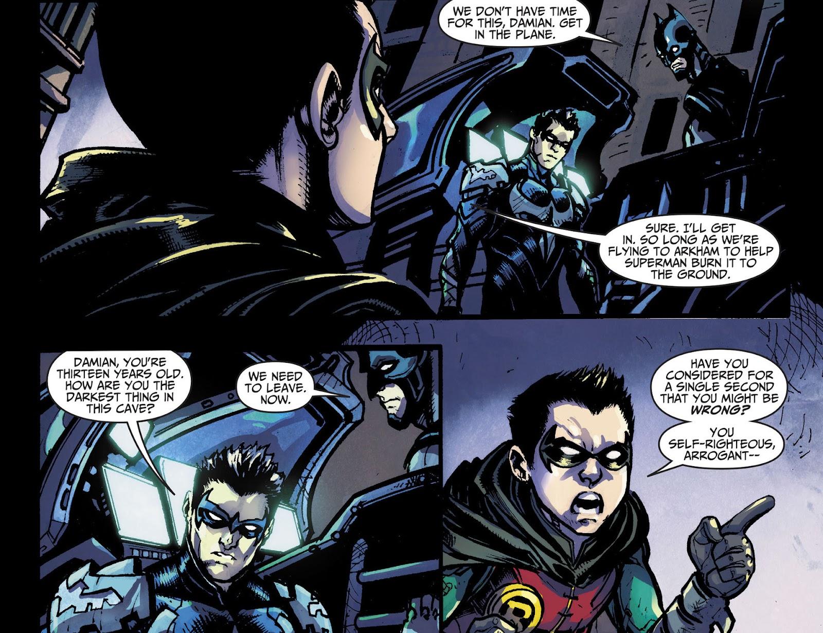 Injustice: Gods Among Us [I] Issue #14 #15 - English 18
