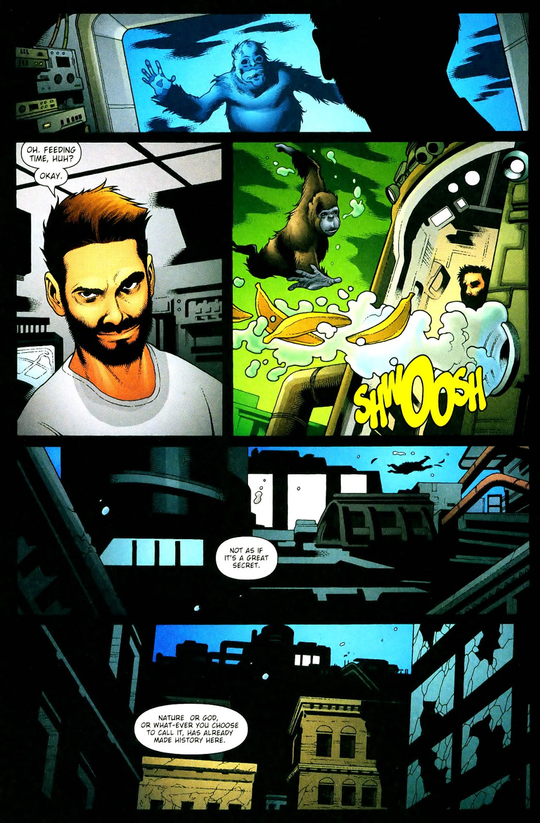 Aquaman (2003) Issue #33 #33 - English 9