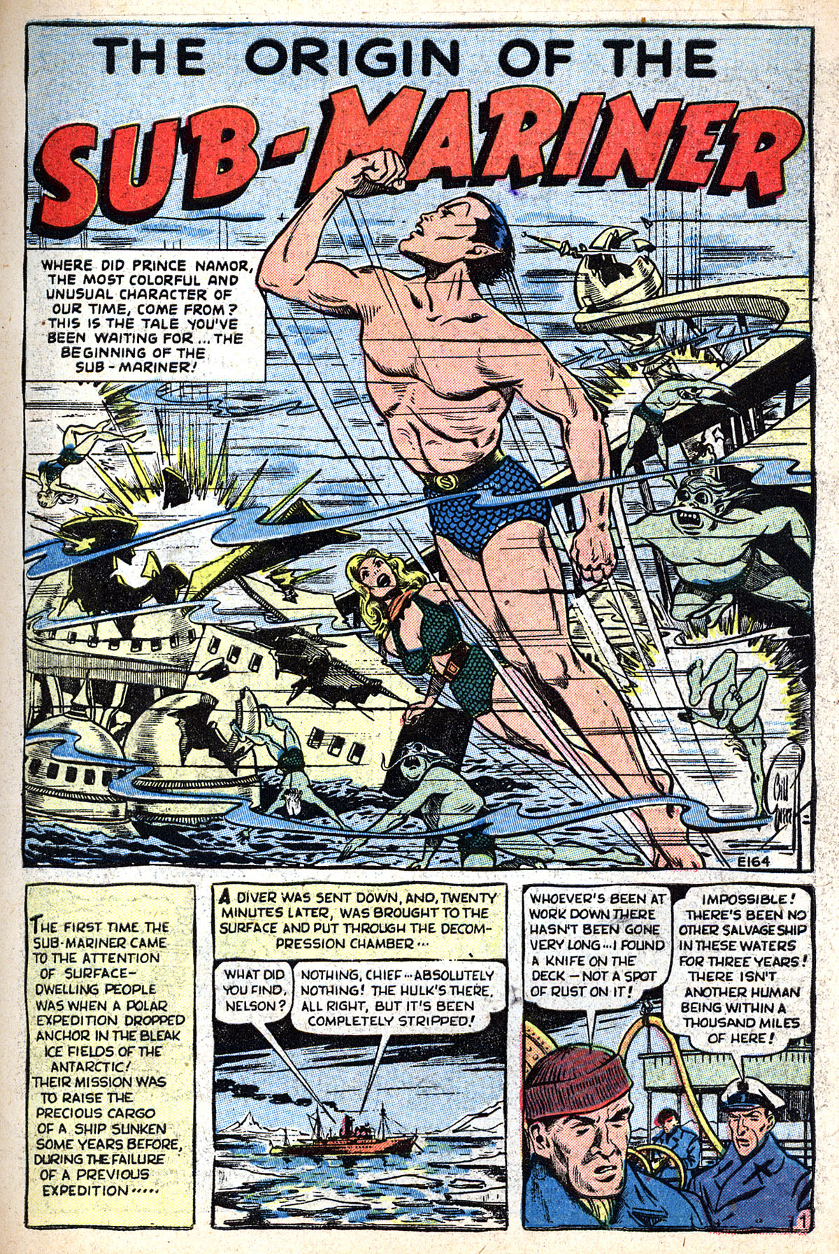 Sub-Mariner Comics #33 #33 - English 3