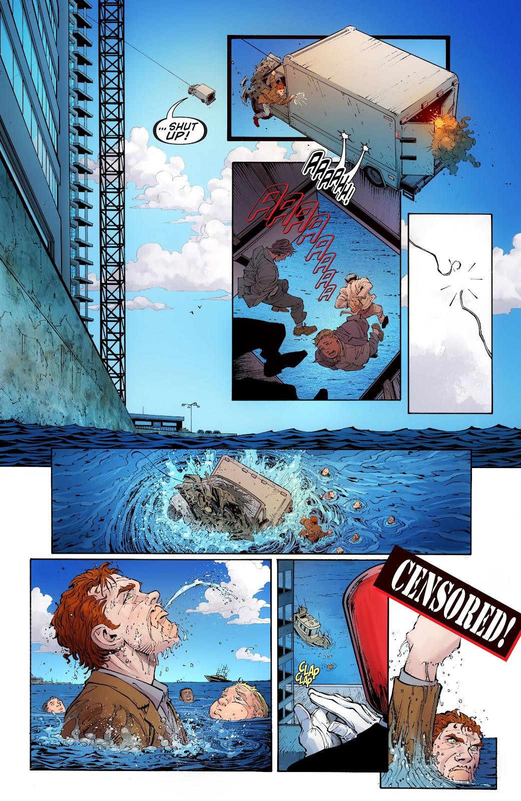 Batman (2011) Issue #21 #36 - English 10
