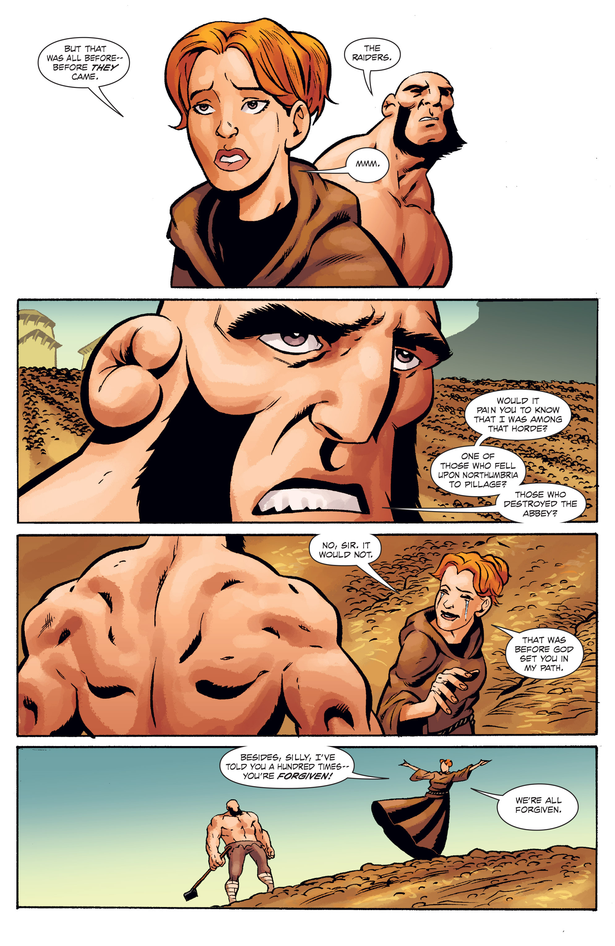 Read online The Anchor comic -  Issue # TPB 2 - 35
