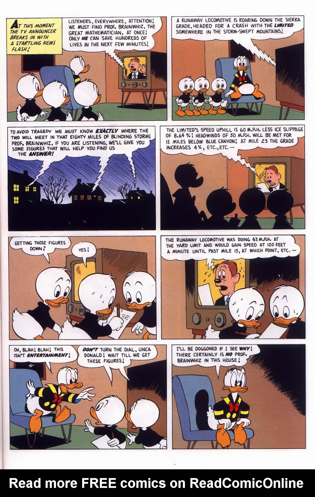 Uncle Scrooge (1953) Issue #316 #316 - English 29