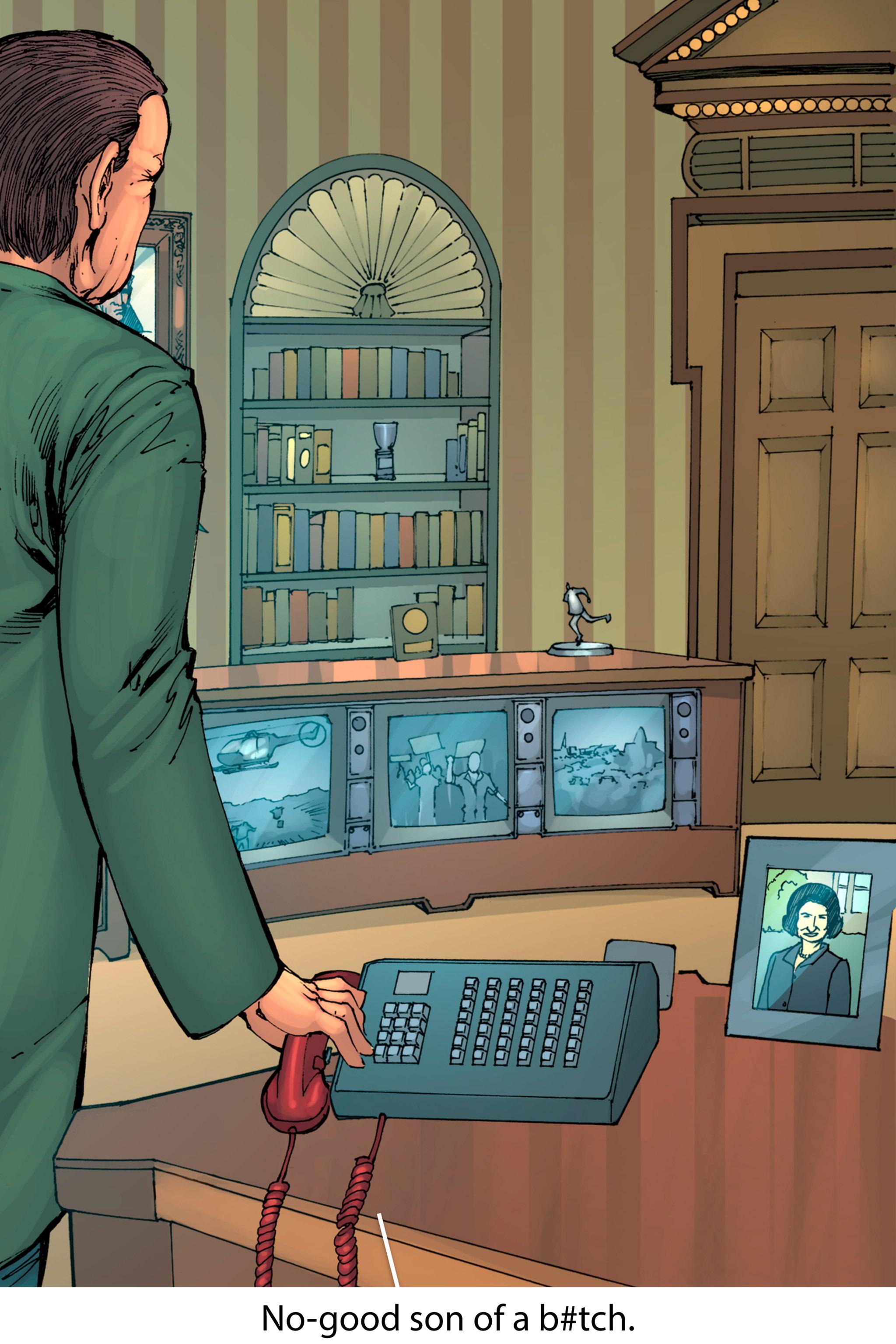 Read online Z-Men comic -  Issue #1 - 37