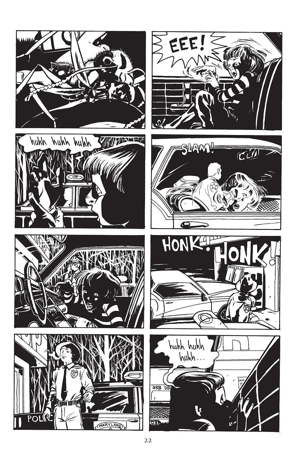 Stray Bullets Issue #4 #4 - English 24