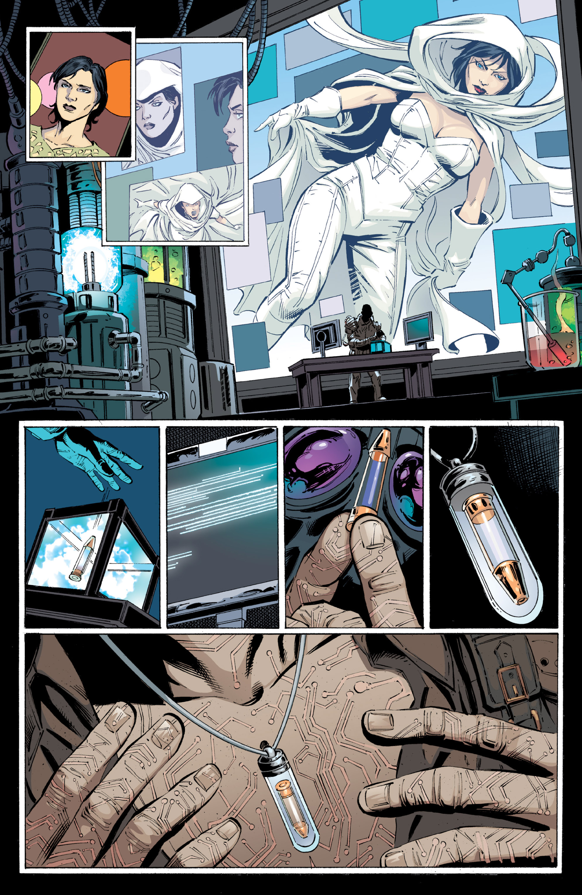 Read online Ghost (2013) comic -  Issue # TPB 2 - 19