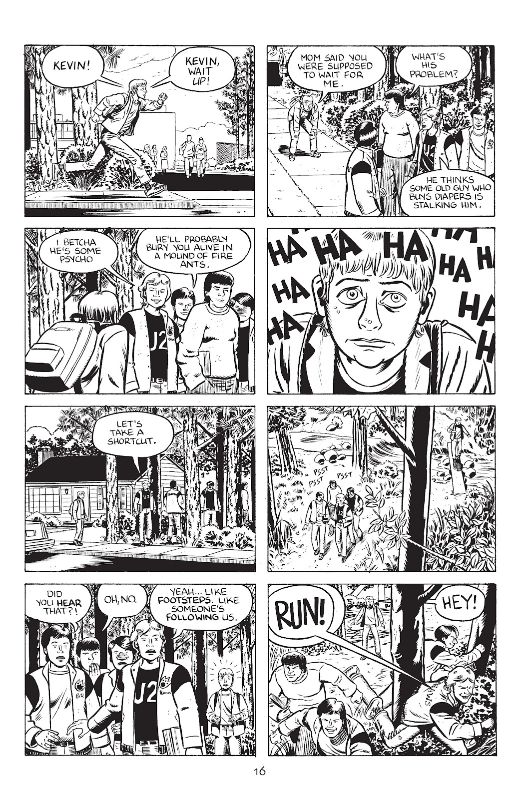 Stray Bullets Issue #32 #32 - English 18