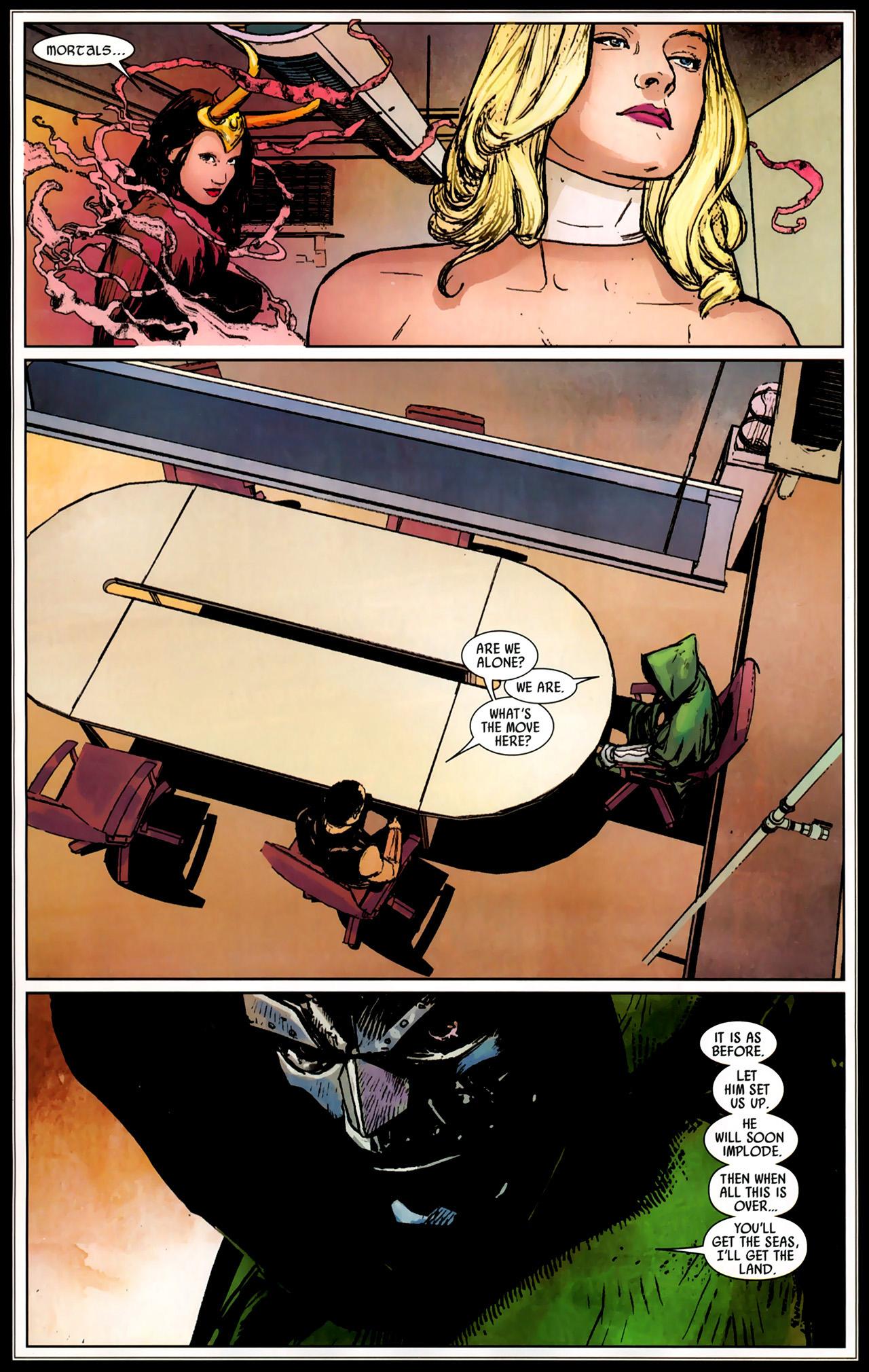 Read online Secret Invasion: Dark Reign comic -  Issue # Full - 21