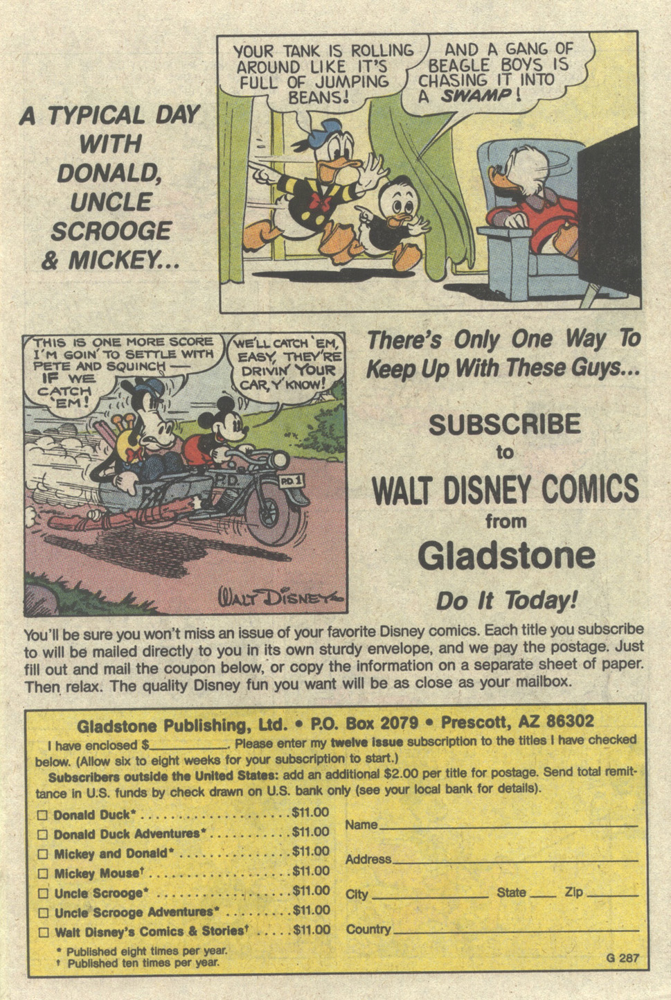 Uncle Scrooge (1953) Issue #228 #228 - English 11