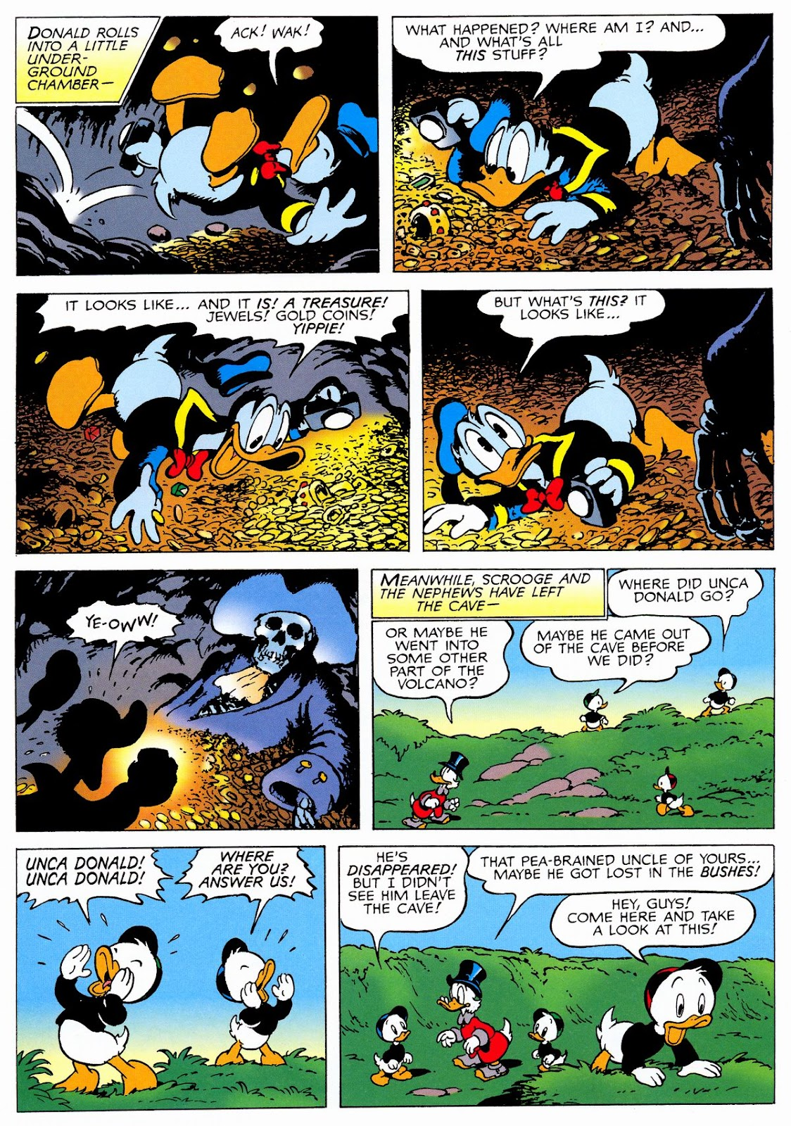 Uncle Scrooge (1953) Issue #326 #326 - English 9