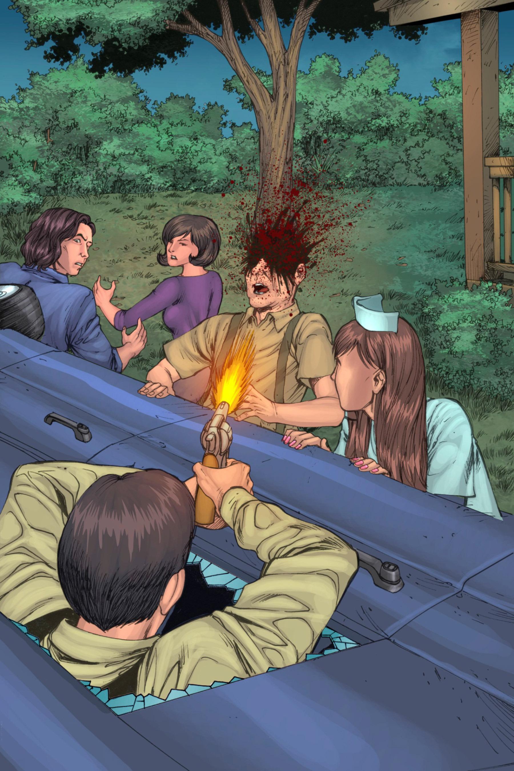 Read online Z-Men comic -  Issue #3 - 125