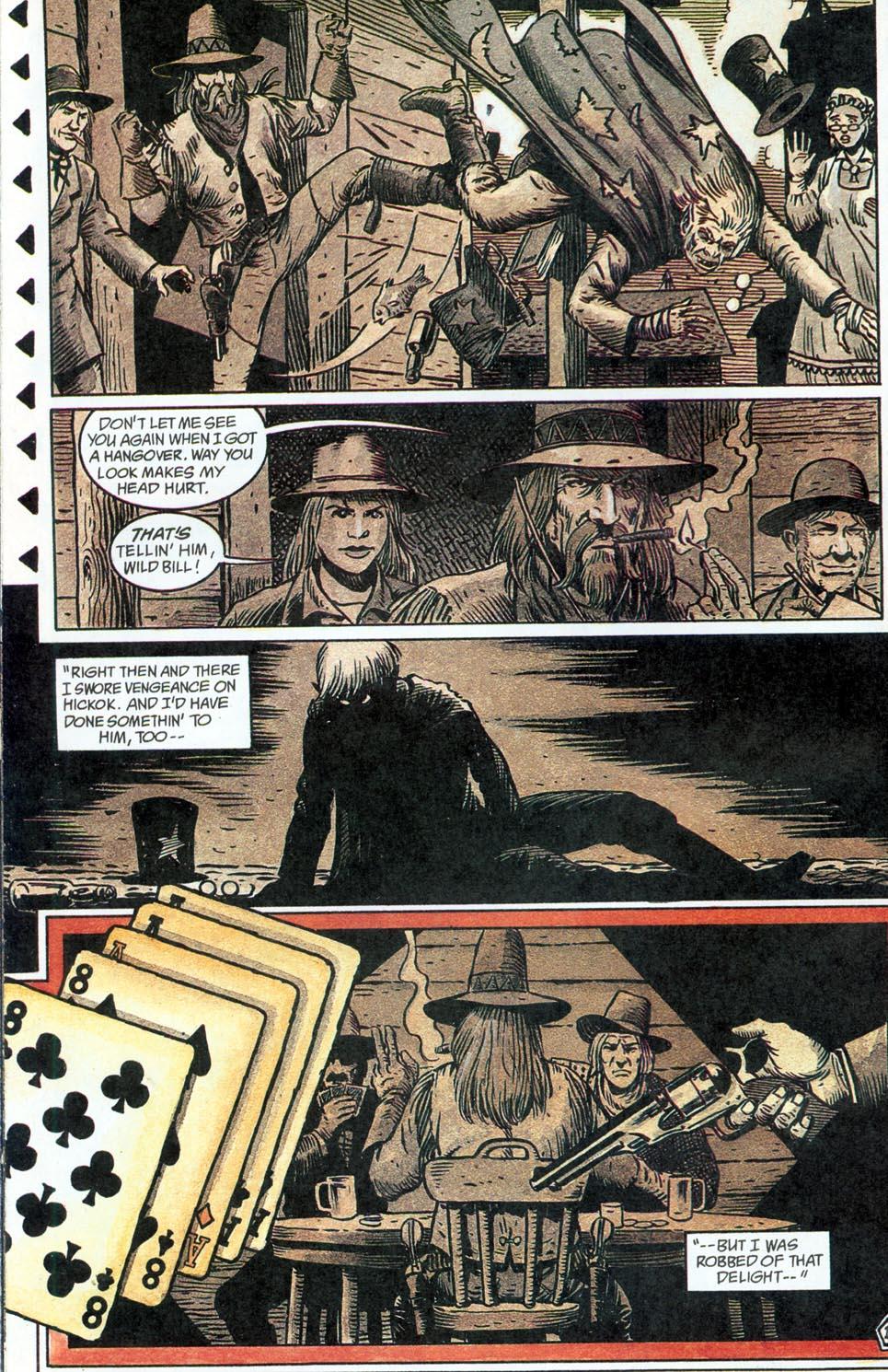 Jonah Hex: Two-Gun Mojo Issue #4 #4 - English 14
