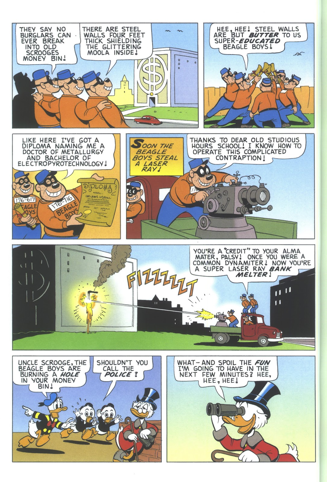 Uncle Scrooge (1953) Issue #358 #358 - English 6