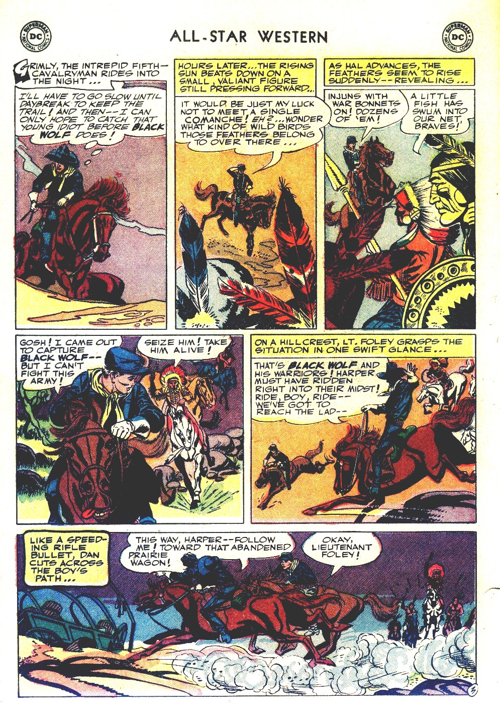 Read online All-Star Western (1951) comic -  Issue #66 - 14