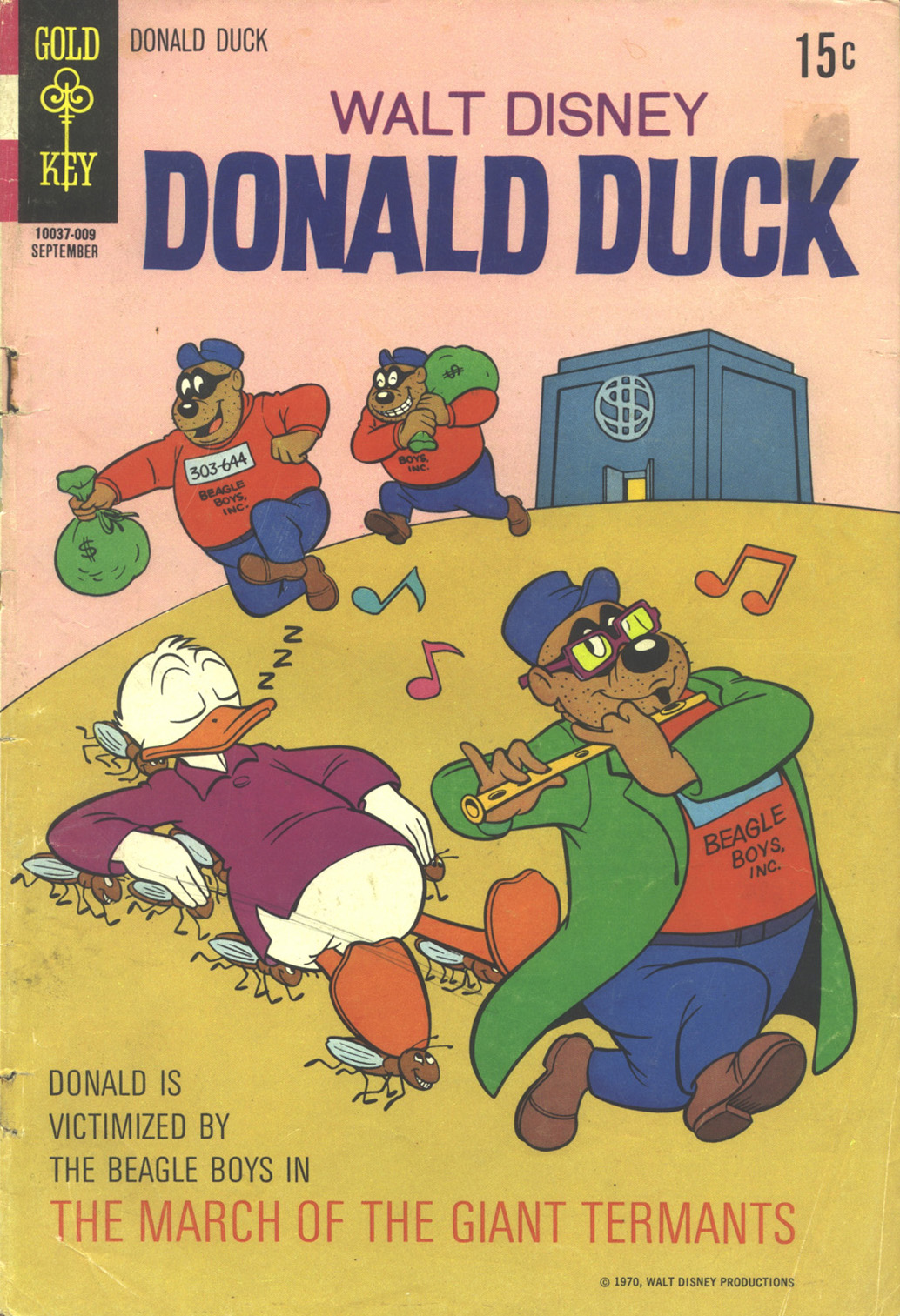 Donald Duck (1962) 133 Page 1