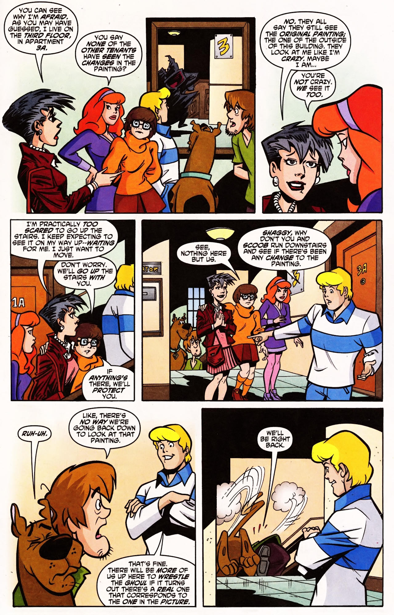 Read online Scooby-Doo (1997) comic -  Issue #140 - 11