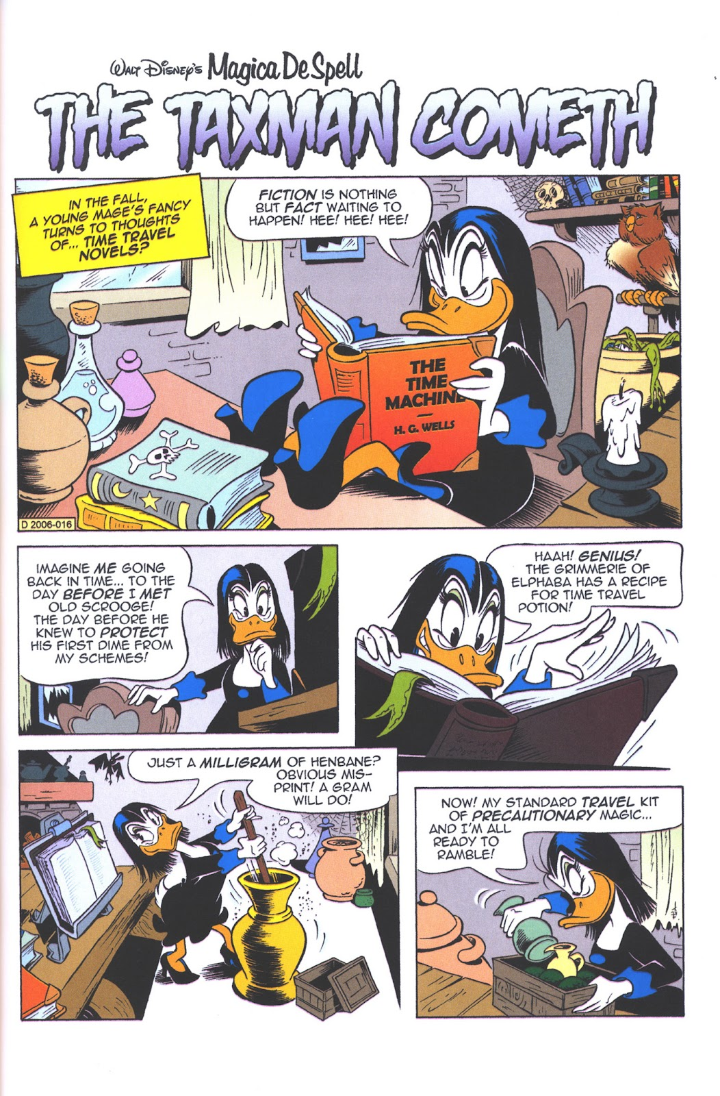 Uncle Scrooge (1953) Issue #379 #379 - English 29