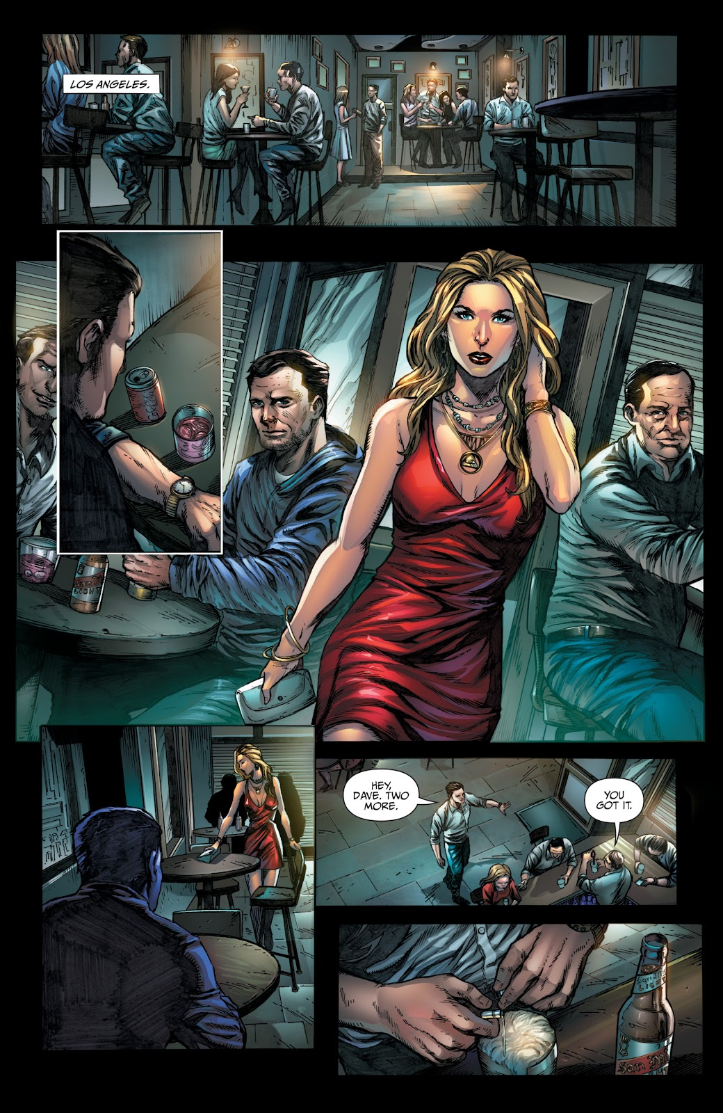 Grimm Fairy Tales (2005) _Special - Halloween Special #2 - English 31