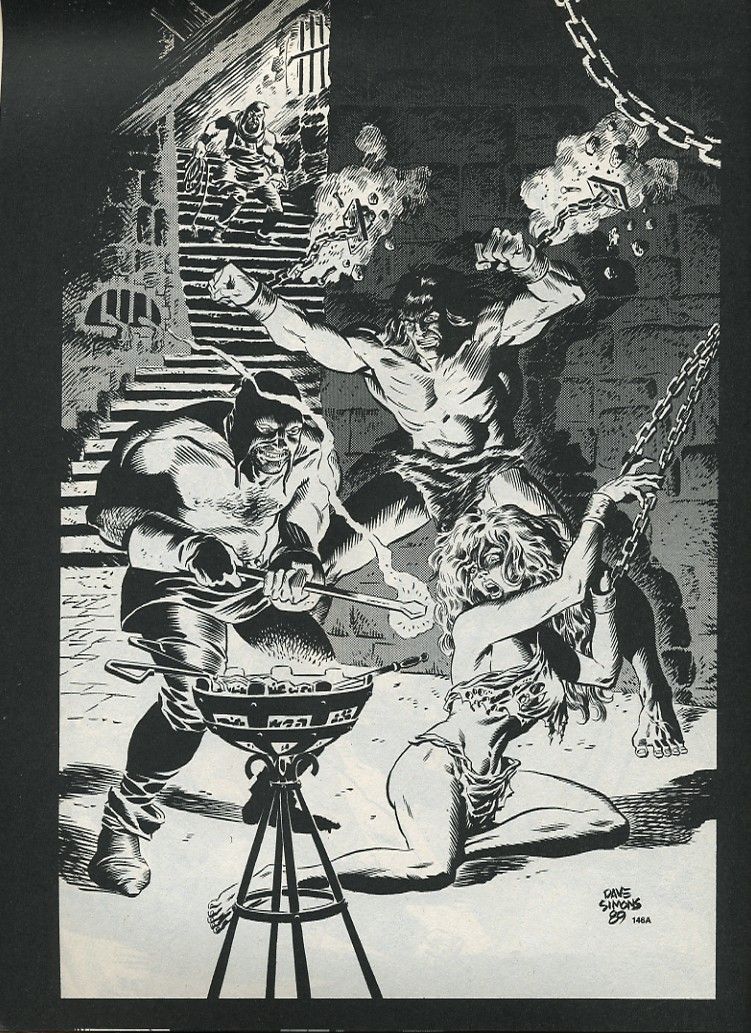 The Savage Sword Of Conan Issue #175 #176 - English 58