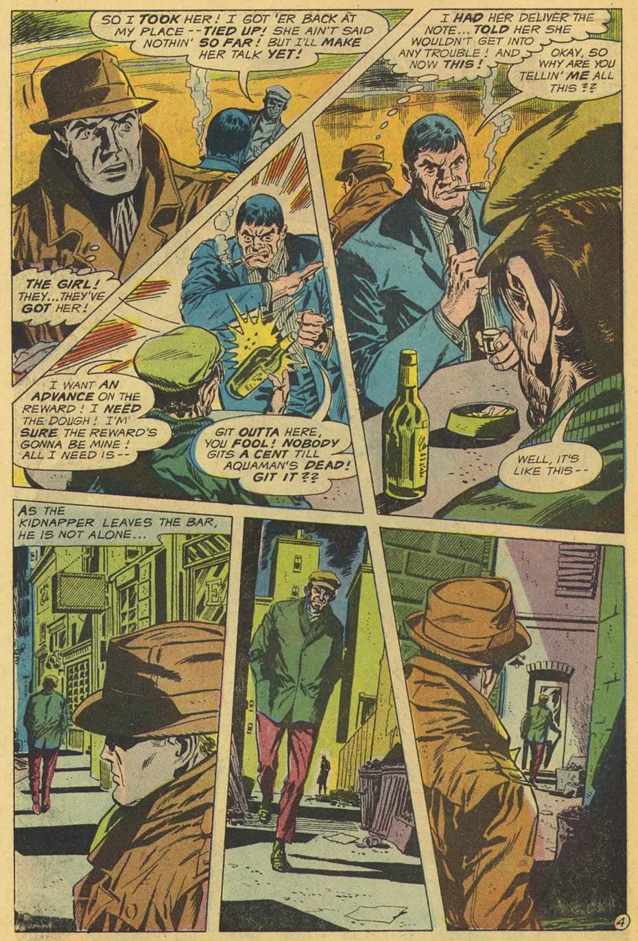 Aquaman (1962) Issue #45 #45 - English 6