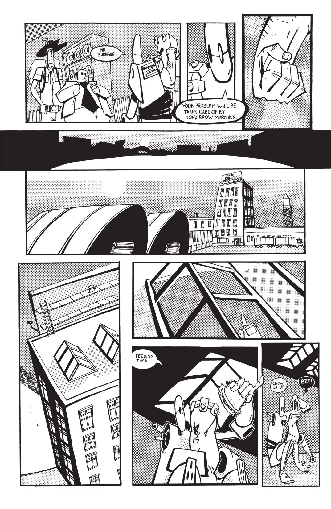 Read online Scud: The Disposable Assassin: The Whole Shebang comic -  Issue # TPB (Part 1) - 195