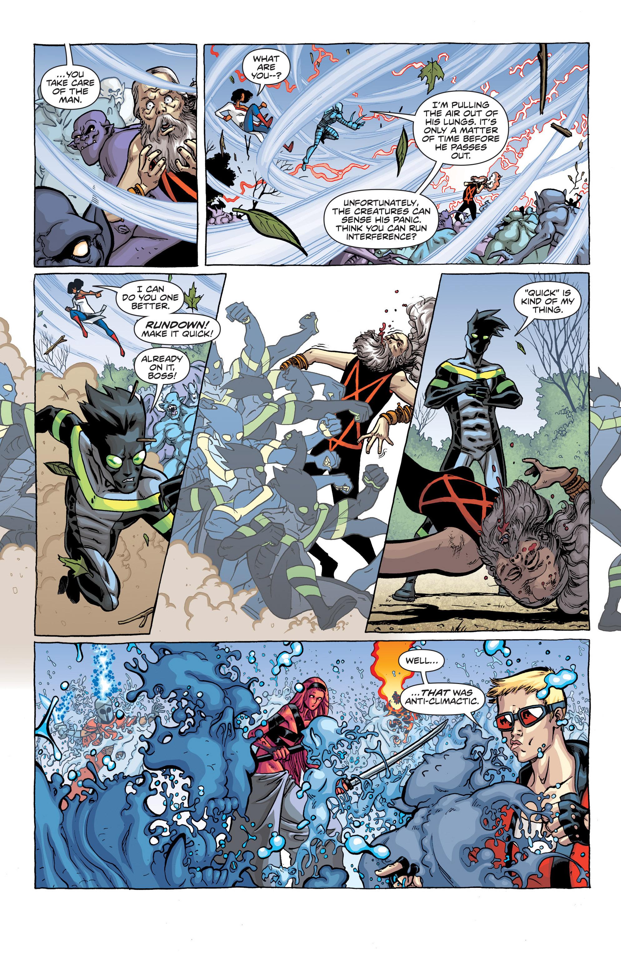Read online Secret Identities comic -  Issue #1 - 7