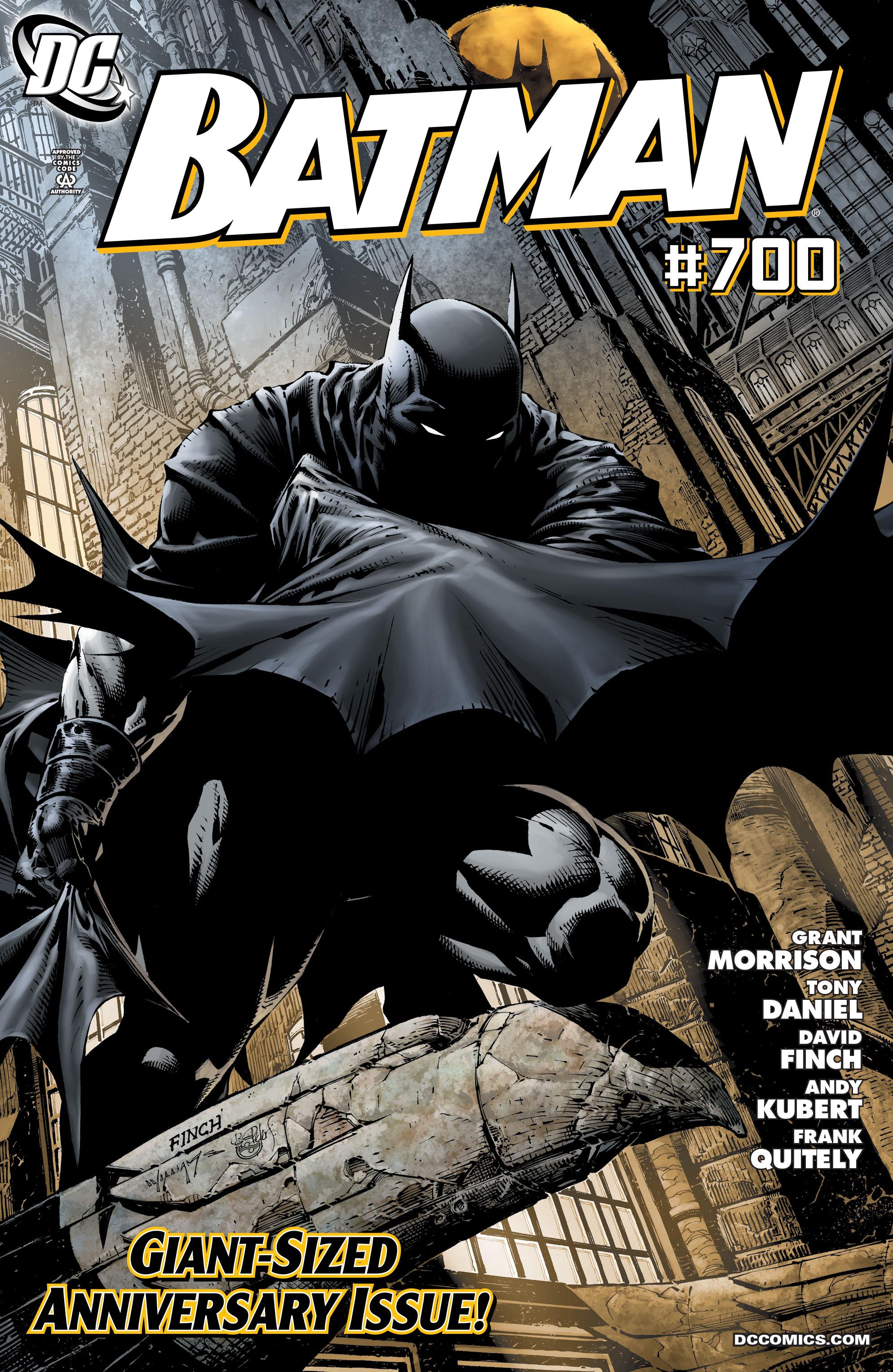Batman (1940) 700 Page 1