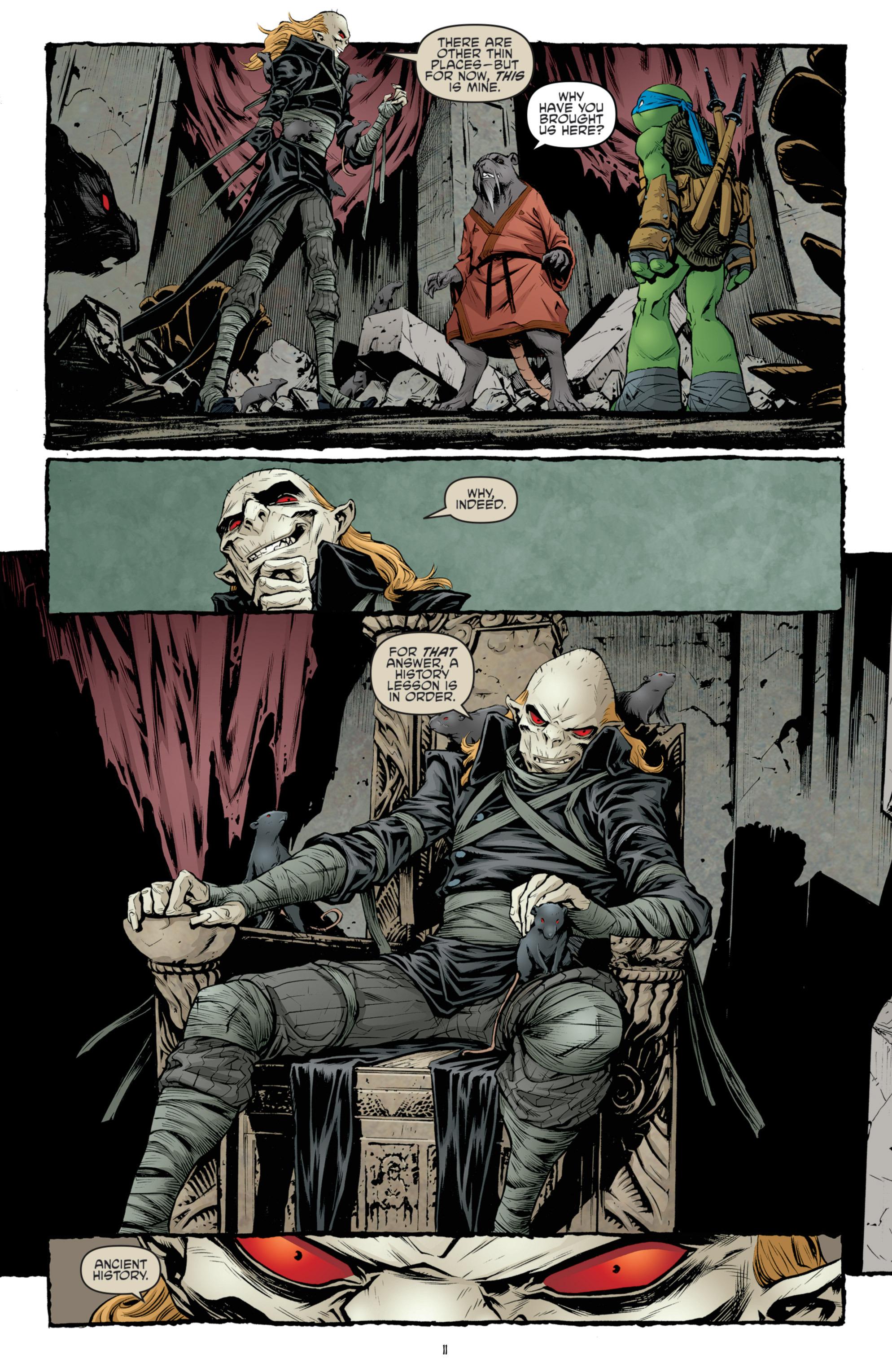 Read online Teenage Mutant Ninja Turtles (2011) comic -  Issue #36 - 14