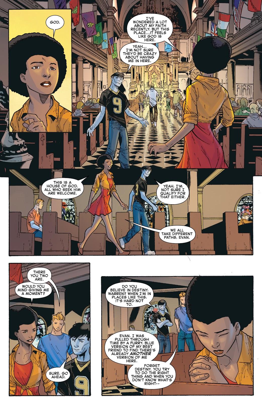 All-New X-Men (2016) Issue #1.MU #3 - English 10