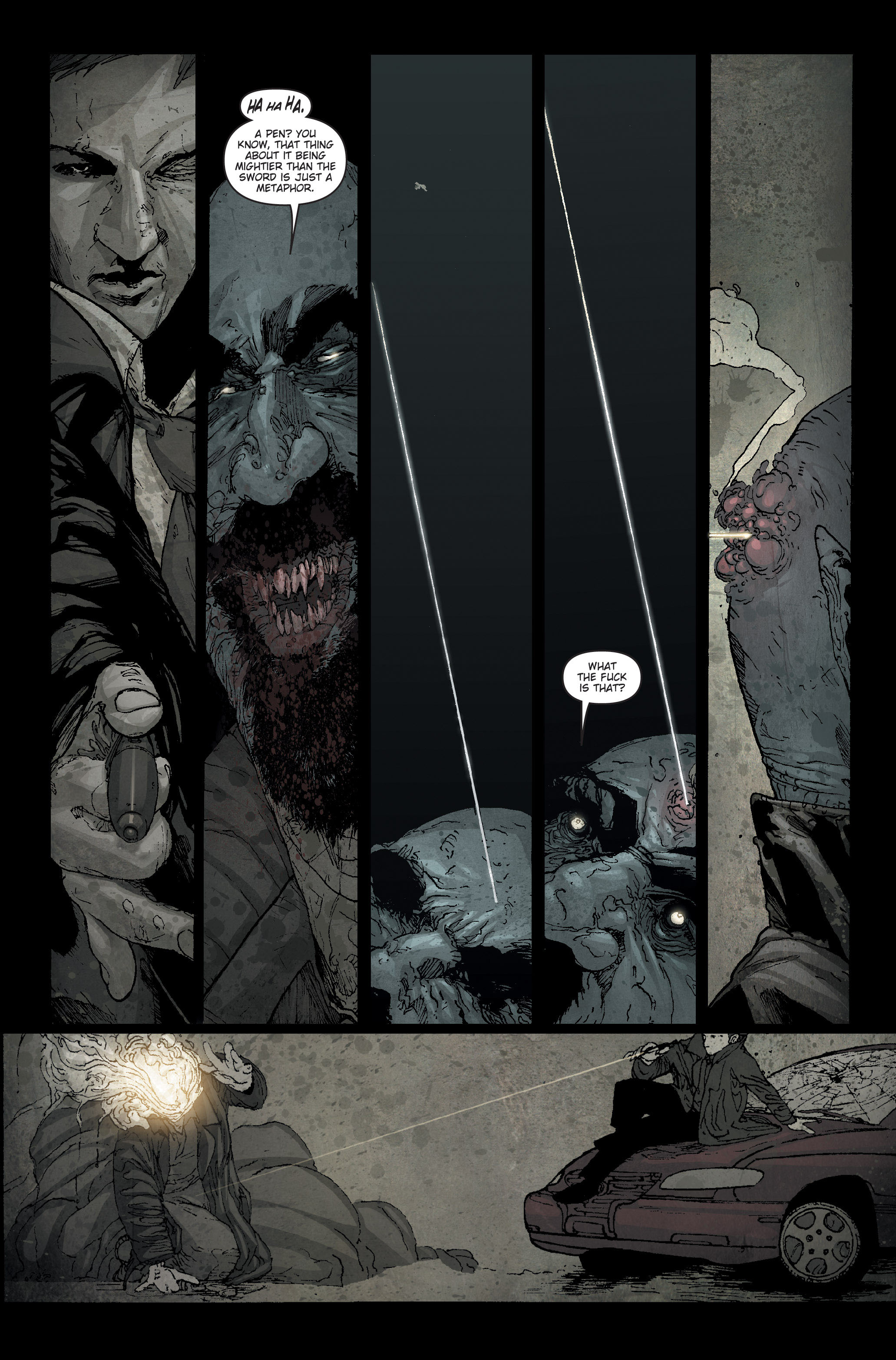 30 Days of Night: Spreading the Disease 1 Page 17